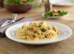 Barilla® Gluten Free Spaghetti with Roasted Cauliflower, Capers and Golden Raisins